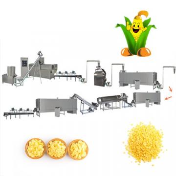 Corn Flakes Snack Food Production Machine