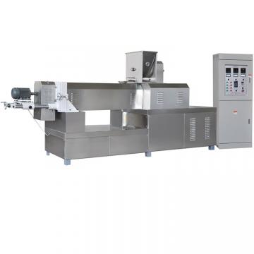 Big Capacity Breakfast Cereal Corn Flakes Production Line Extruder Machine