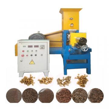 Automatic Extruded Kibble Cat Pet Puppy Dog Food Machine