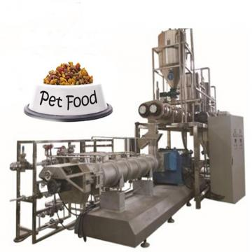 Pet Feed Pellet Making Dog Food Extruder Machine