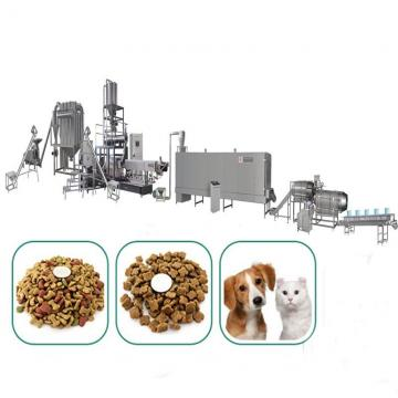 Top Selling Pet Dog Food Fish Feed Pellet Making Machinery