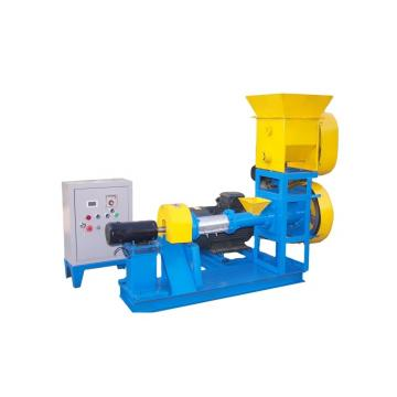 Ce Approved Automatic Pellet Fish Feed Production Line with 500kg Capacity