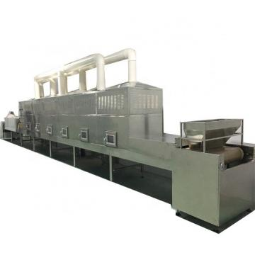 Industrial Tunnel Microwave Chili Sauce Sterilization Machine