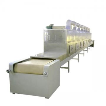 Tunnel Microwave Wheat Germ Drying Machine
