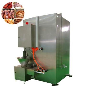 Zxl-500 Commercial Smoked Turkey Smokehouse Oven Machine Making Smoky Meat