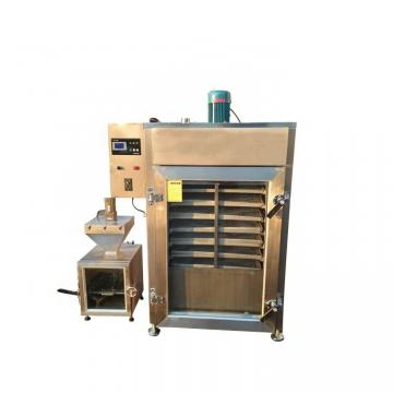 Commercial Meat Sausage Smoke Oven House Chamber Machine