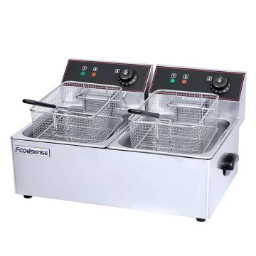 Restaurant Usage Gas Power Source Chicken Pressure Fryer with Industrial Price Pfg-800