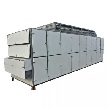 Single Layer Conveyor Mesh Belt Dryer, Belt Drying Machine