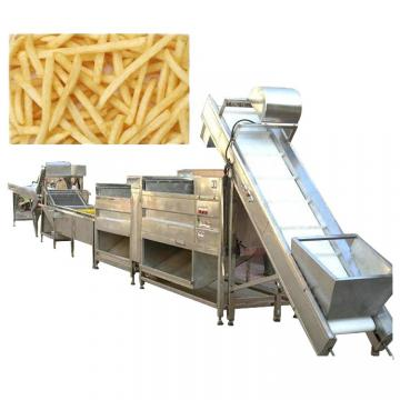2D Fully Automatic Laminated Tube Fish Chips Papad Extruded Potato Chips Pellet Making Machine Equipment
