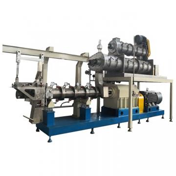 Industrial Puffed Feed Extruder Fish Feed Bulking Machine Pellet Feed Production Line