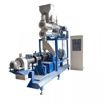 Twins Screw Extruder Floating Fish Feed Production Machine