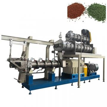 China Tasty Pet Food Fish Feed Production Machine