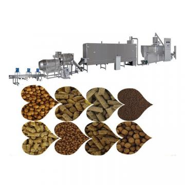 Factory Supply Feed Pellet Making Machine Fish Feed Processing Equipment Animal Feed Production Line Cat Feed Extruding Machine