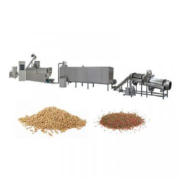 Small Type Fish Feed Pellet Production Line Machine