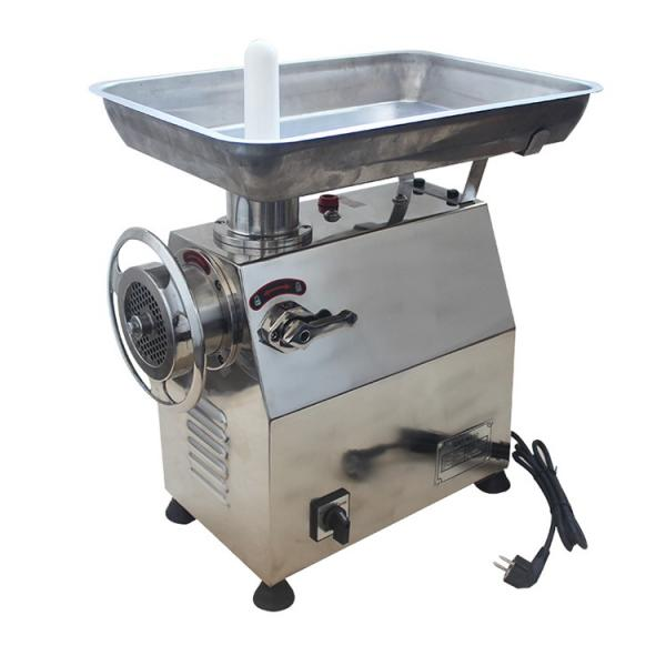 Low Noise Electric Meat Grinder with Big Cutting Plates