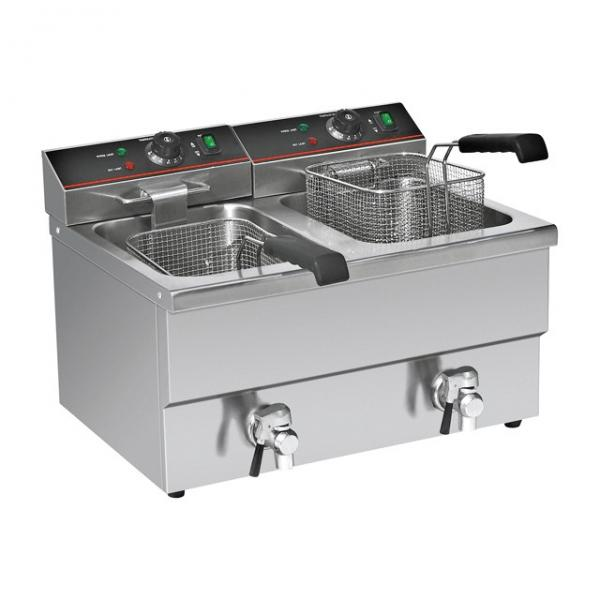 Electric Commercial Machine Deep Fryer