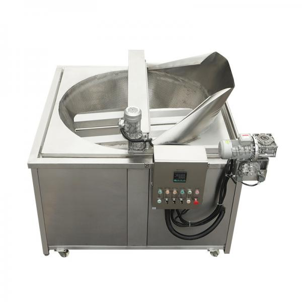 Restaurant Industrial Double Tanks Deep Fryer for Meat Chicken|Potato Chips Ofe-322