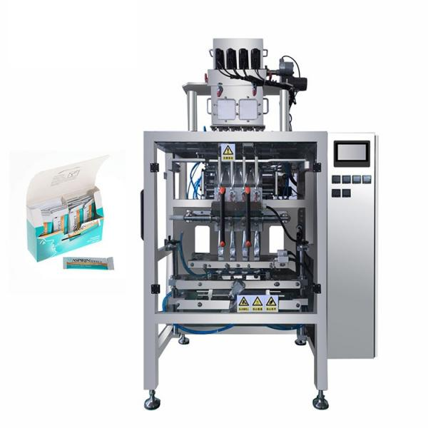 Wholesale Granular Seeds Automatic Weighing Vffs Bag Packaging Machine