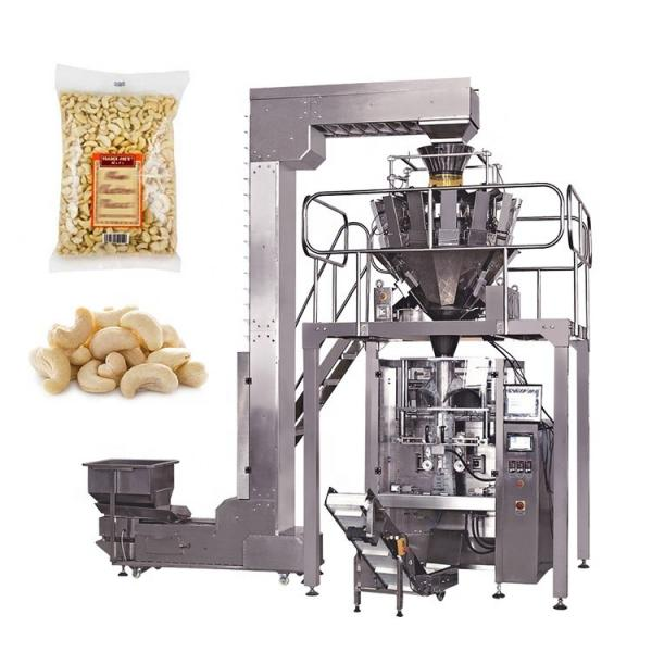 Granular Products Weighing Packing Machine Electronic Scale Bean Seeds Packing Machine