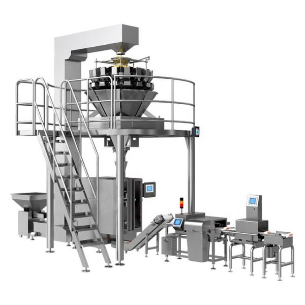 10 Head Linear Scale Automatic Weighing Packaging Machine