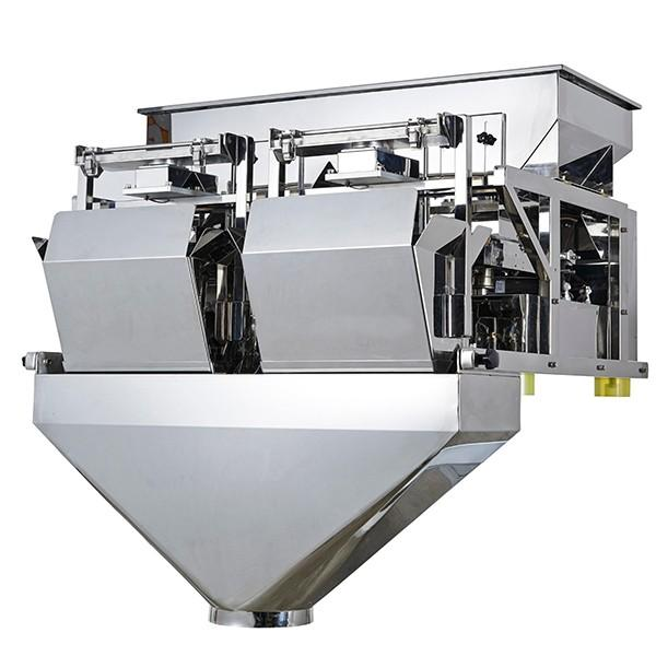 Automatic Rice Packaging Machine with 3 Head Linear Weigher Jw-Ax3