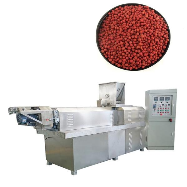 Anaimal Feed Fish Meal Production Line Fishmeal Making Machine