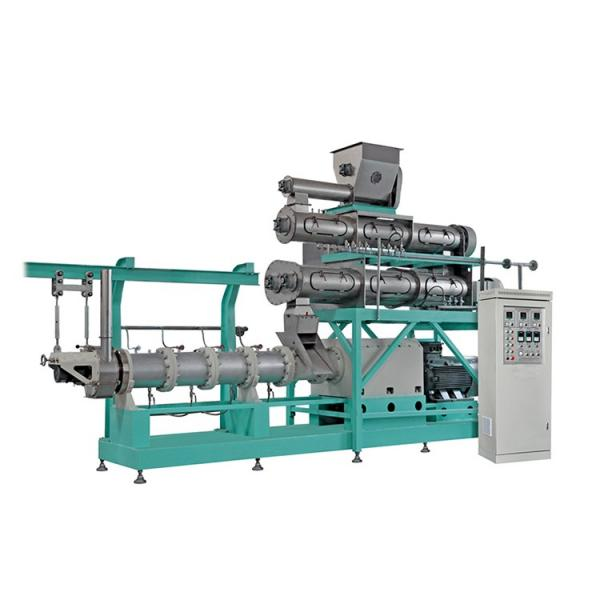 Animal Pet Food Production Line Fish Feed Making Machine